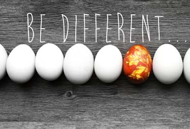 how can the christian be different